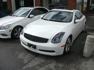 2004 Infiniti G35 BREMBO Coupe (2 door) CERTIFIED E-TESTED!!!