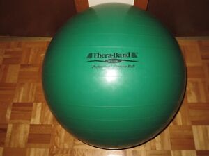 Professional exercise ball