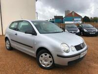 2004 Volkswagen Polo 1.2 S 3dr