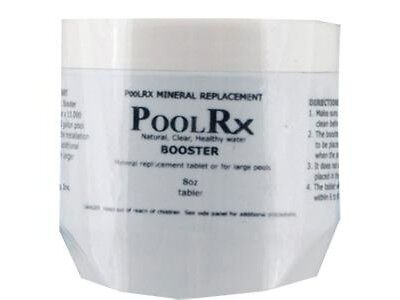 PoolRx Booster Recharger Mineral Clarifier Pool Rx