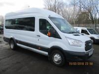 FORD TRANSIT 460 TREND 17 SEATER MINIBUS £13995+VAT
