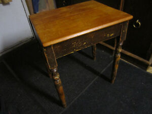 Refished Rustic table