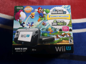 WII U EDITION NEW SUPER MARIO & LUIGI