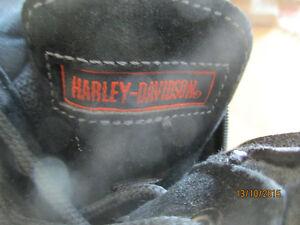 PAIRE DE BOTTE HARLEY DAVIDSON et VESTE West Island Greater Montréal image 5