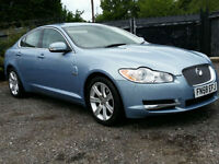 now sold thanks!!!!Jaguar XF 2.7TD auto Luxury blue 2008