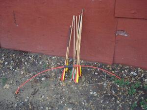 Bow & Arrows   $25