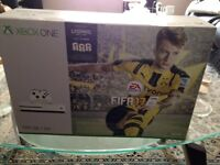 Brand New Xbox 1 s with FIFA 17!
