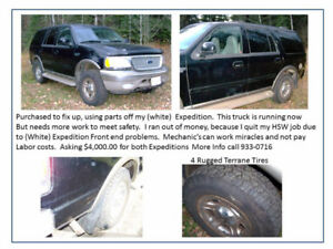 2001 Ford Expedition Other