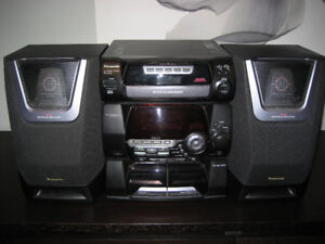 Panasonic CD Stereo System SC-AK20 for sale