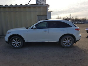 2008 Infiniti FX35 Luxury SUV, Crossover