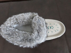MOCCASIN SLIPPERS SALE