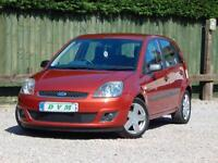 Ford Fiesta 1.4 2006.5MY Zetec Climate