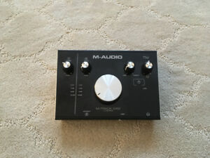 M-Audio M-track 2x2 (New condition)