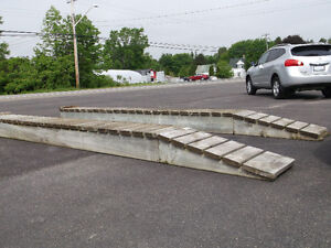 Auto-Truck Ramps 12 Foot for Display, Oil Changes, etc.2 PAIR