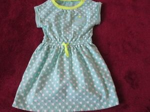 GIRL POLKA DOT DRESS
