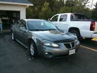 2007 Pontiac Grand Prix 4 Door Sedan