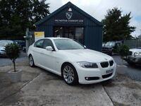 BMW 330 330d M SPORT (white) 2011