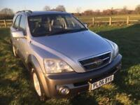 Kia Sorento 2.5CRDi XS Automatic In Lovely Original Condition With FSH.