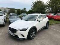2019 Mazda CX-3 2.0 Sport Nav + Auto HATCHBACK Petrol Automatic