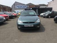 2002 02 Ford Focus 1.6i 16v Zetec *Estate*