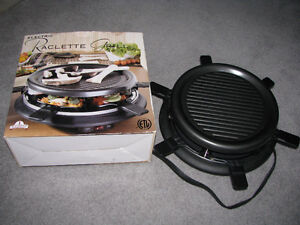 Electric Racette Grill