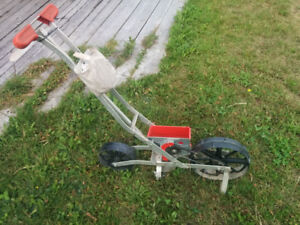 Earthway percision seeder