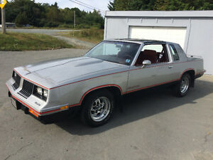 1984 OLDSMOBILE HURST ONLY 3500 MADE IN 1984
