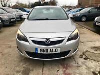 Vauxhall Astra SRi 1.4T 5dr PETROL MANUAL 2011/11