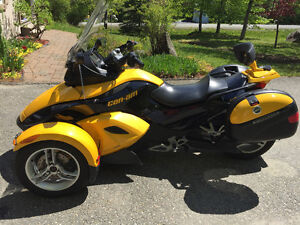 Can Am Spyder RS SE5 2008