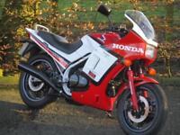 HONDA VF500F, CLASSIC 1984 RESTORED BIKE.