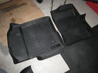 F150 FX4 2012 WeatherTech Floor Mats