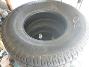 Cooper Discovery M+S Tires For Sale