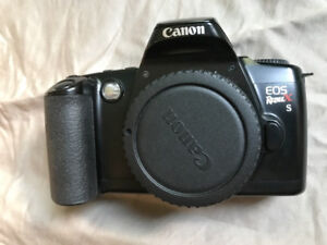 Canon EOS Rebel XS Film camera (Body only)