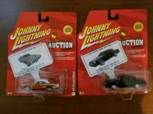 Johnny Lightning  Auction Series