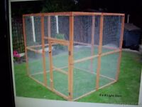 Aviary / Poultry Mesh Panels