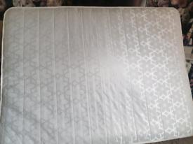 King size mattress (FREE)