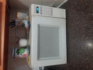 Microwave oven Toshiba  white