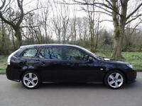Saab 9-3 1.9TTiD (180ps) SportWagon Turbo Edition..FULL SERVICE HISTORY!!