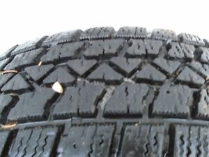 """EXTREME"" WINTER TIRE ON RIM (14 INCH) Prince George British Columbia image 4"