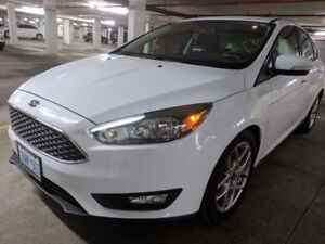 2015 Ford Focus LOW MILEAGE - Manual