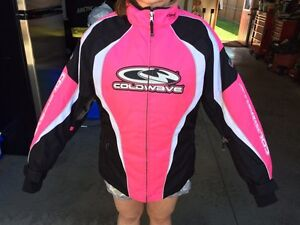 Ladies Med Snowmobile jacket