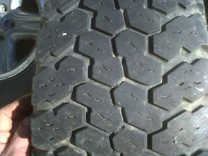 LT225 75R16  16 inch Jeep rims with tires Stratford Kitchener Area image 5