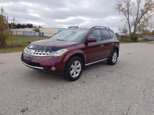 2007 Nissan Murano NO ACCIDENTS / SAFETY / E-TEST / WARRANTY