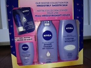 Nivea Bath Set