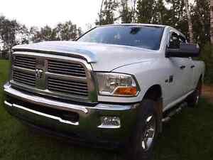 2010 Dodge Power RAM 2500 SLT