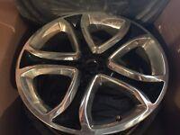 "Ford Edge Sport Factory 22"" Wheels"
