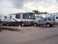 Holiday Rambler motorhome