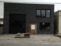 SPACE AVAILABLE IN FREE STANDING INDUSTRIAL BUILDING