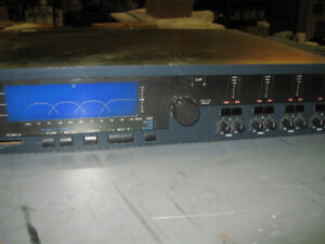 used BSS 388 crossover in good working condition