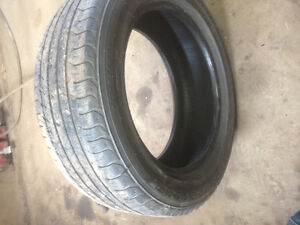 One used tire 205/55/16